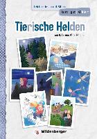 Cover-Bild zu kurz/gut/silbiert - Band 1: Tierische Helden von Herges, Kalle