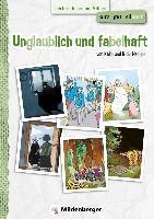Cover-Bild zu kurz/gut/silbiert - Band 3: Unglaublich und fabelhaft von Herges, Kalle