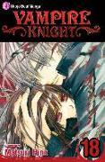 Cover-Bild zu Matsuri Hino: VAMPIRE KNIGHT GN VOL 18