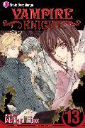 Cover-Bild zu Hino, Matsuri: Vampire Knight, Vol. 13