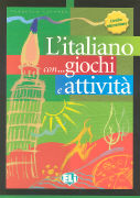 Cover-Bild zu Volume 1: L'italiano con... giochi e attività