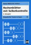 Cover-Bild zu Rechenblätter mit Selbstkontrolle. 5. Schuljahr von Müller, Heiner