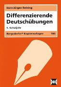 Cover-Bild zu Differenzierende Deutschübungen. 5. Schuljahr von Reining, Hans-Jürgen