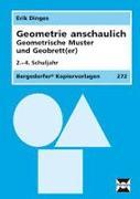 Cover-Bild zu Geometrie anschaulich. Geometrische Muster und Geobrett(er)