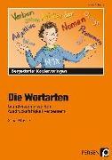Cover-Bild zu Die Wortarten von Schwarz, Marion
