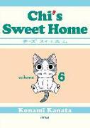 Cover-Bild zu Kanata, Konami: Chi's Sweet Home, volume 6