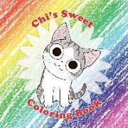 Cover-Bild zu Kanata, Konami: Chi's Sweet Coloring Book