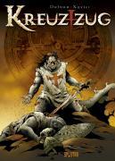 Cover-Bild zu Dufaux, Jean: Kreuzzug 01 - Simoun Dja