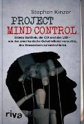 Cover-Bild zu Kinzer, Stephen: Project Mind Control