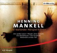 Cover-Bild zu Die Wallander Hörspiel-Edition von Mankell, Henning