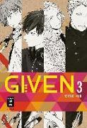 Cover-Bild zu Kizu, Natsuki: Given 03