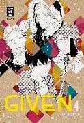 Cover-Bild zu Kizu, Natsuki: Given 04
