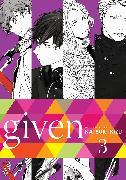 Cover-Bild zu Kizu, Natsuki: Given, Vol. 3