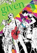 Cover-Bild zu Kizu, Natsuki: Given, Vol. 2