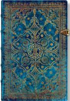 Cover-Bild zu Equinoxe. Azurblau Mini liniert