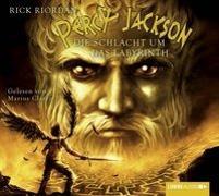 Cover-Bild zu Percy Jackson - Teil 4