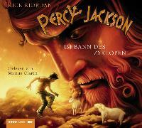 Cover-Bild zu Percy Jackson - Teil 2