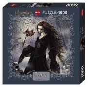 Cover-Bild zu New Black Puzzle 1000 Teile