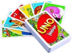 Cover-Bild zu Uno Junior