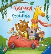 Cover-Bild zu Meine Kindergartenfreunde: Tierisch beste Freunde