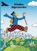 Cover-Bild zu Globis Alpenreise