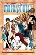 Cover-Bild zu Mashima, Hiro: Fairy Tail, Band 22