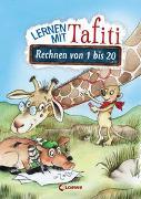 Cover-Bild zu Ginsbach, Julia (Illustr.): Lernen mit Tafiti - Rechnen von 1 bis 20