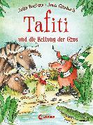 Cover-Bild zu Boehme, Julia: Tafiti und die Rettung der Gnus (eBook)