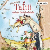 Cover-Bild zu Boehme, Julia: Tafiti und der Honigfrechdachs