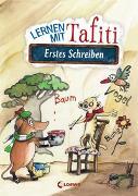 Cover-Bild zu Ginsbach, Julia (Illustr.): Lernen mit Tafiti - Erstes Schreiben