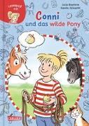 Cover-Bild zu Boehme, Julia: Lesespaß mit Conni: Conni und das wilde Pony