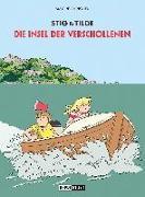 Cover-Bild zu de Radiguès, Max: Stig & Tilde: Die Insel der Verschollenen