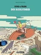 Cover-Bild zu de Radiguès, Max: Stig & Tilde: Die Rudelführerin