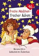 Cover-Bild zu Ullrich, Hortense: Freche Mädchen - frecher Advent (eBook)