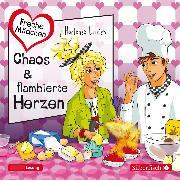 Cover-Bild zu Ullrich, Hortense: Freche Mädchen: Chaos & flambierte Herzen (Audio Download)