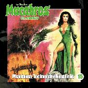 Cover-Bild zu Macabros - Classics, Folge 15: Phantoma, Tochter der Finsternis (Audio Download) von Winter, Markus