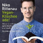 Cover-Bild zu Vegan-Klischee ade! (Audio Download) von Rittenau, Niko
