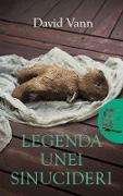 Cover-Bild zu Vann, David: Legenda unei sinucideri (eBook)