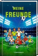 Cover-Bild zu Reiner Stolte (Illustr.): Freundebuch - Meine Freunde - Fußballfreunde