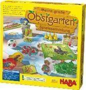 Cover-Bild zu Hölscher, Annemarie: Meine große Obstgarten-Spielesammlung