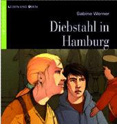 Cover-Bild zu Diebstahl in Hamburg von Werner, Sabine