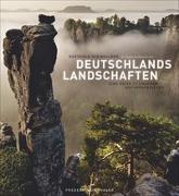 Cover-Bild zu Steinhilber, Berthold: Deutschlands Landschaften