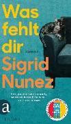 Cover-Bild zu Nunez, Sigrid: Was fehlt dir