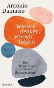 Cover-Bild zu Damasio, Antonio: Wie wir denken, wie wir fühlen