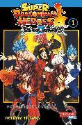 Cover-Bild zu Nagayama, Yoshitaka: Super Dragon Ball Heroes Big Bang Mission!!! 1