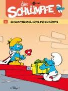 Cover-Bild zu Delporte, Y. (Text von): Schlumpfissimus, König der Schlümpfe