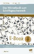 Cover-Bild zu Das Wörterbuch zum Schriftspracherwerb (eBook) von Poncin, Kristina