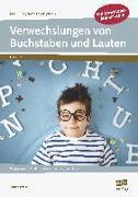 Cover-Bild zu Verwechslungen von Buchstaben und Lauten von Praedel, Claudia