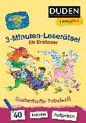 Cover-Bild zu Duden Leseprofi - 3-Minuten-Leserätsel für Erstleser: Zauberhafte Fabelwelt von Moll, Susanna