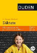 Cover-Bild zu Wissen - Üben - Testen: Deutsch - Diktate, 4. Klasse (eBook) von Müller-Wolfangel, Ute